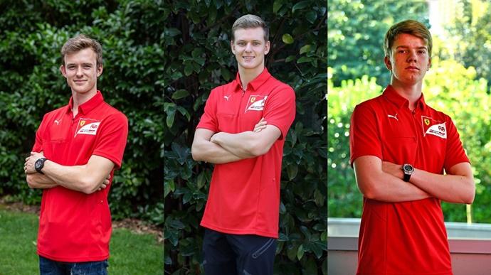 Schumacher, Ilott y Shwartzman ya tienen fecha para disputar sus primeros entrenamientos en F1