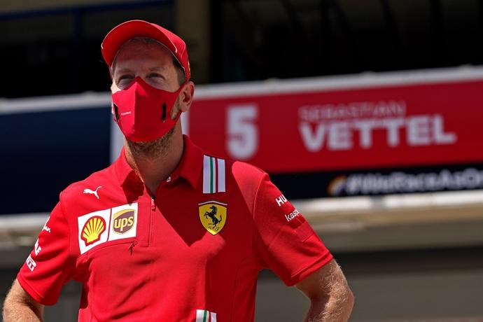 Vettel afirma que continuar en la F1 no ha sido una decisión fácil y reconoce haber meditado la retirada