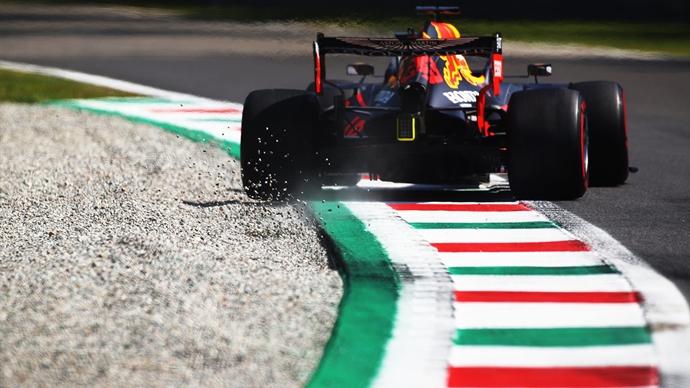 Viernes en Italia – Red Bull: no tan cerca