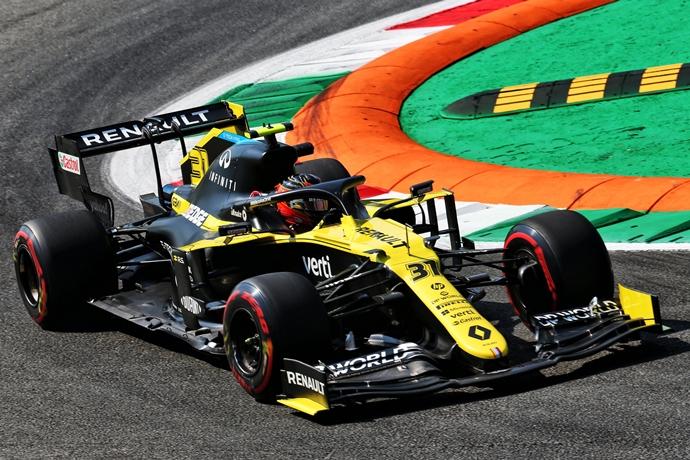 Viernes en Italia - Renault, contento con el trabajo realizado