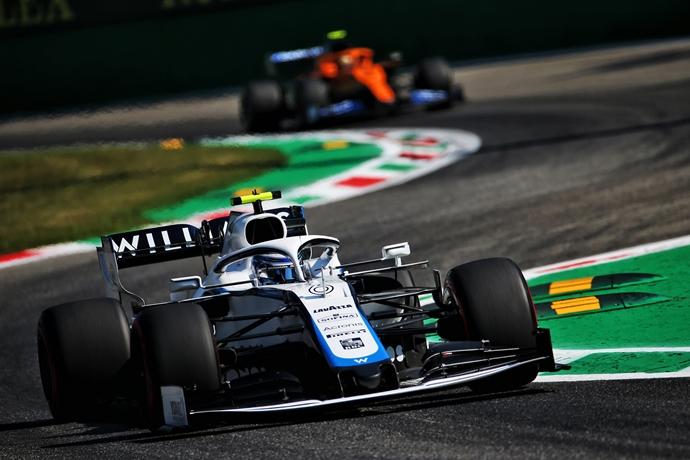 Viernes en Italia - Williams no logra tener ritmo, pero adquiere un aprendizaje valioso