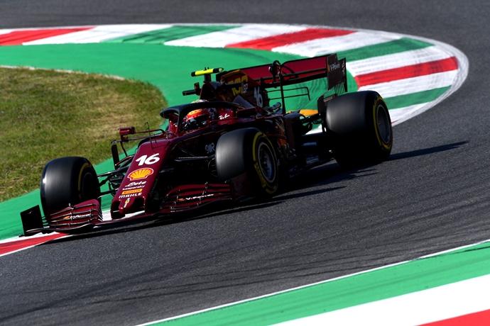 Viernes en La Toscana - Ferrari mejora y buscará entrar en Q3