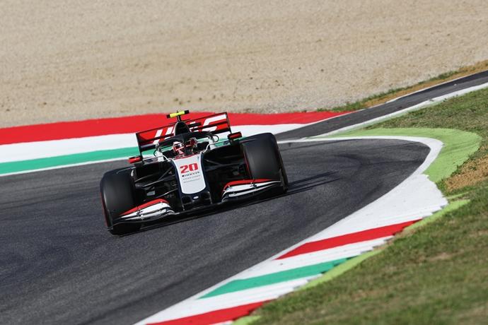 Viernes en La Toscana – Haas: positivo pese a los resultados