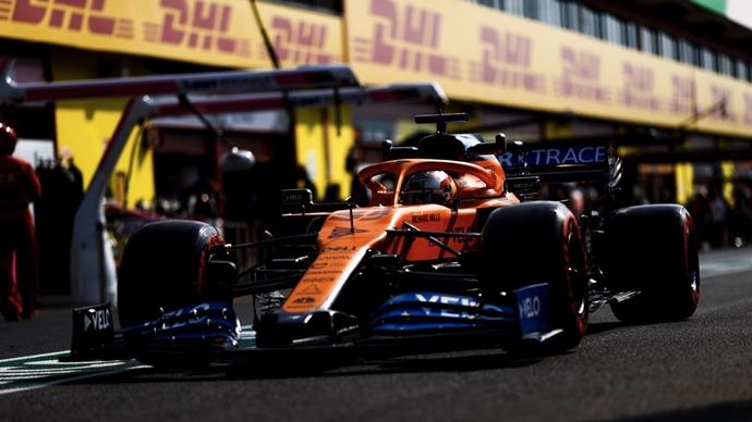 Viernes en La Toscana – McLaren: mucho trabajo por hacer en un circuito nuevo