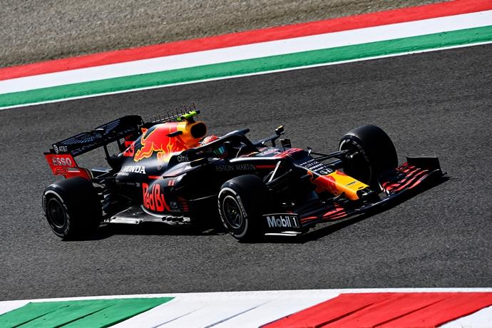 Viernes en La Toscana - Red Bull cierra el día como el segundo mejor equipo ante el crono