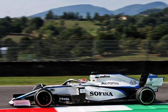 Viernes en La Toscana – Williams: nuevo circuito, nuevos retos