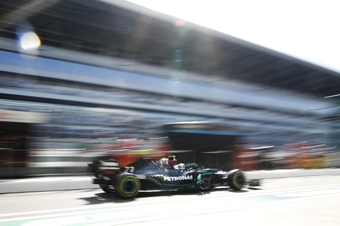 Viernes en Rusia – Mercedes lidera gracias a Bottas