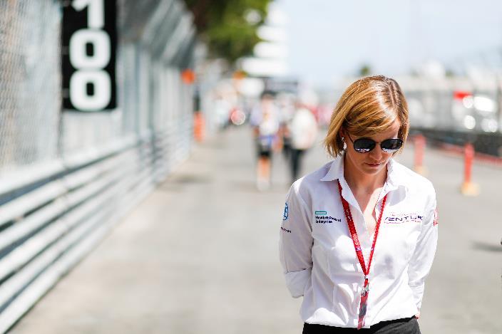 Lawrence Stroll con intenciones de llegar a la Formula- E