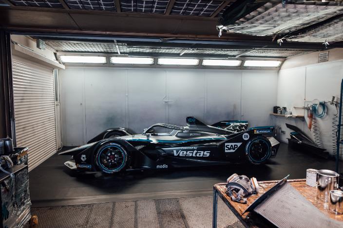 Mercedes-Benz EQ confirma el line-up para la temporada 7