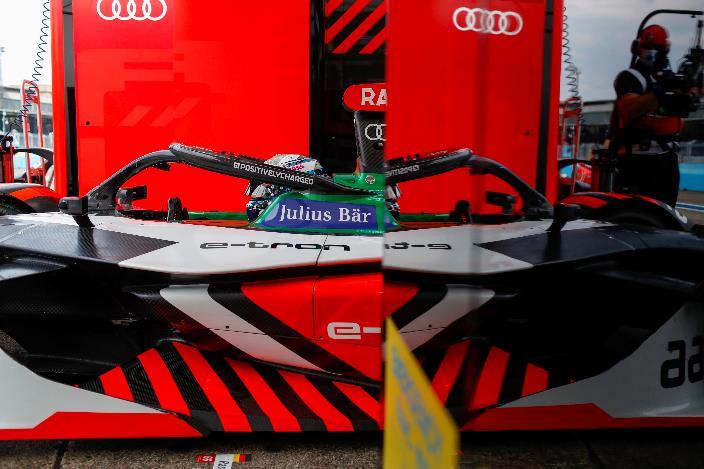 Audi entra en la séptima temporada con René Rast y Lucas Di Grassi