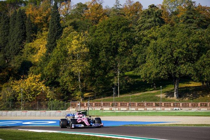 Sábado en Emilia Romaña – Racing Point decepciona en Imola