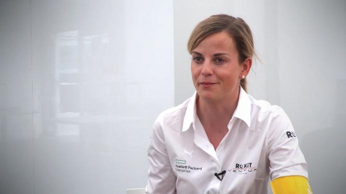 Fuerza Femenina en la Fórmula E: Susie Wolff