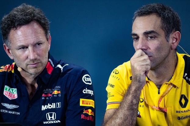 Abiteboul clama a la F1 rediseñar el plan de motores