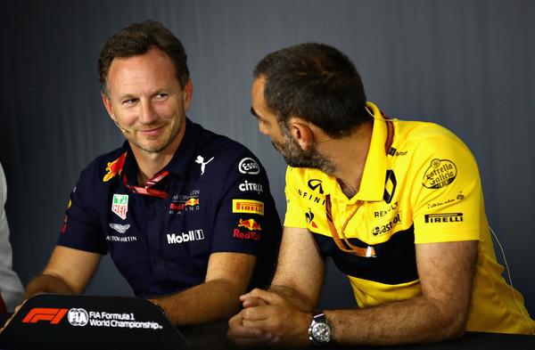 """Abiteboul cree que no suministrarán a Red Bull: """"No creo que seamos su plan A"""""""