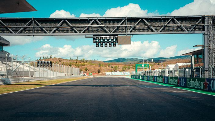 BANDERA AZUL - Previo del Gran Premio de Portugal 2020