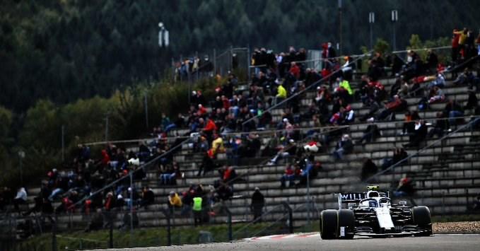 Domingo en Eifel - Williams, el único equipo sin puntos en su casillero