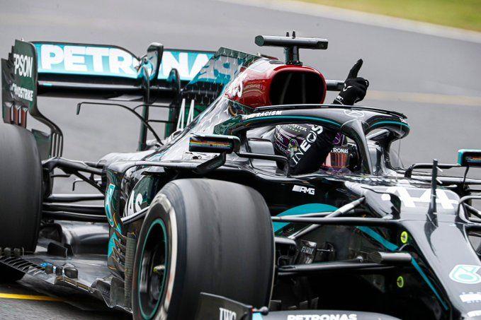 Crónica GP Portugal: Hamilton hace historia y se convierte en el piloto con más victorias en la F1 (92)