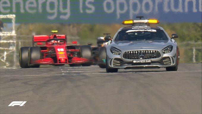 Dirección de carrera: Los incidentes del Gran Premio de Eifel