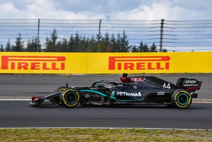 Domingo en Eifel - Momentos clave de Pirelli en el Gran Premio alemán