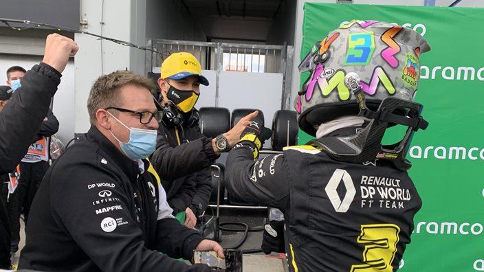Domingo en Eifel – Renault consigue su primer podio en 10 años