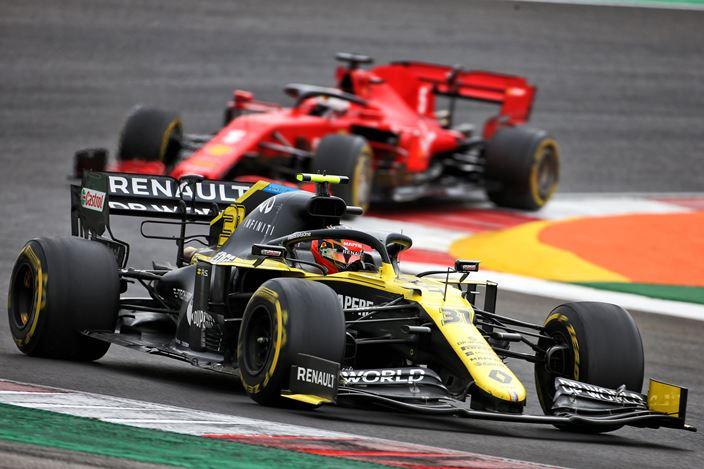 Domingo en Portugal - Renault termina con ambos coches en los puntos y una buena carrera de Ocon