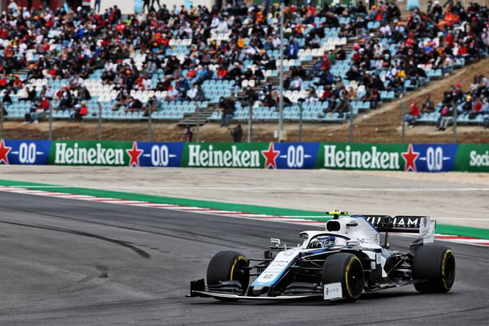 Domingo en Portugal - Williams muestra cierto progreso