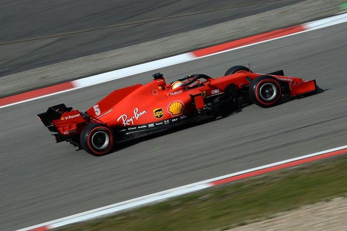 Ferrari utilizará sus tokens para una nueva parte trasera de cara a 2021