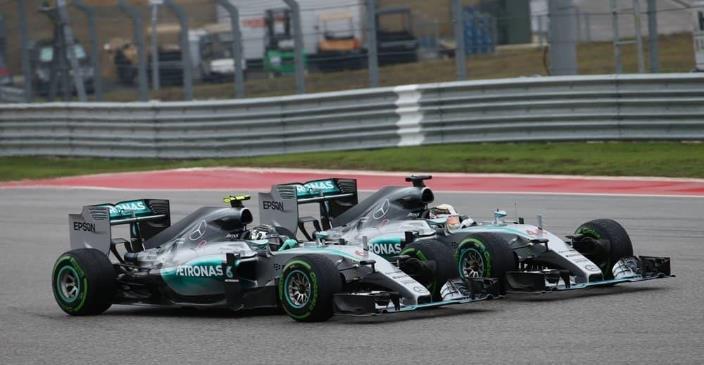 Rosberg vs Hamilton la rivalidad que se traslada al Extreme-E