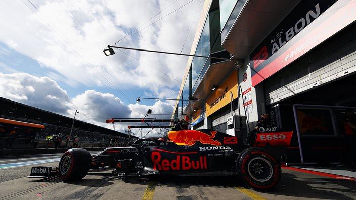Heredar el motor Honda, principal objetivo de Red Bull para 2022