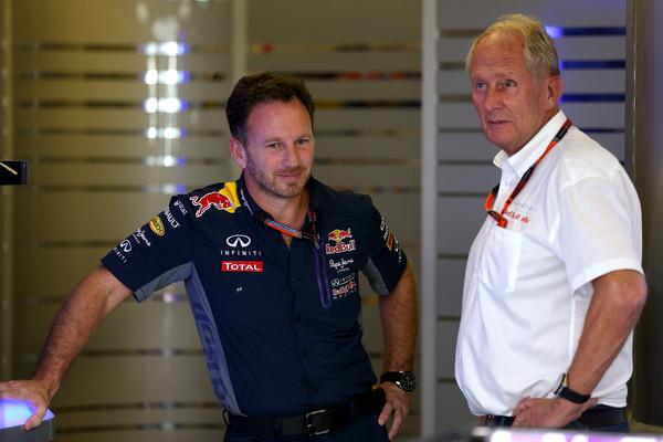 """Horner: """"En el contrato de Max no hay ninguna cláusula relacionada con el motor"""""""