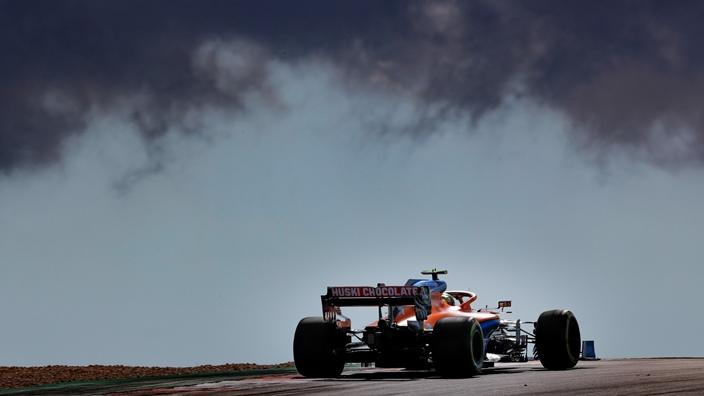 McLaren, contento con el rendimiento de su nuevo morro