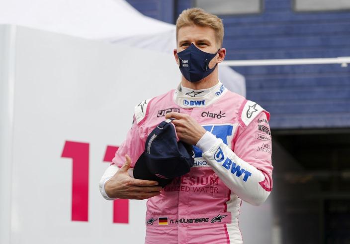 """Racing Point: """"Hulkenberg habría igualado a Pérez con la sesión de libres del sábado"""""""