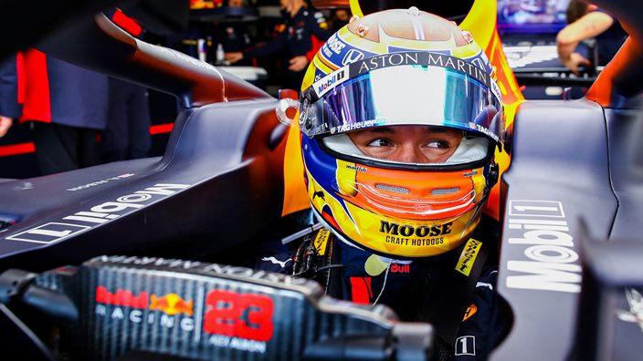 Red Bull, tras Hulkenberg y Pérez si Albon continúa sin rendir