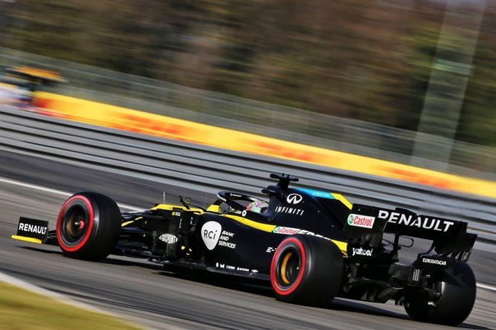 """Renault, ambicioso: """"Queremos más que podios en la F1"""""""