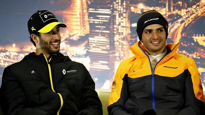 "Ricciardo sobre enfrentarse a Renault en 2021: ""Creo que es bueno para todos"""