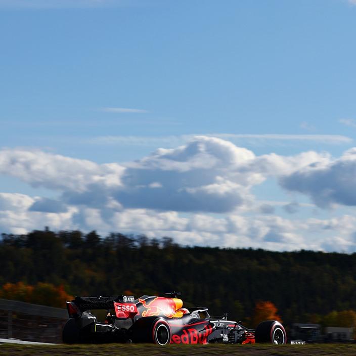 Sábado en Eifel – Red Bull: realmente cerca