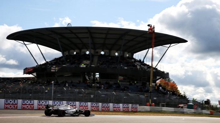 Sábado en Eifel - Williams da sensaciones tan frías como el día en Nürburgring
