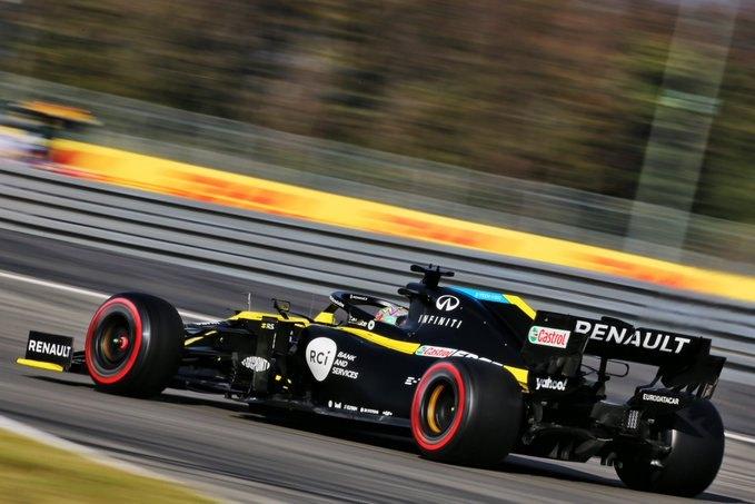Sábado en Eifel – Renault realiza una sólida clasificación, pero se esperaba más