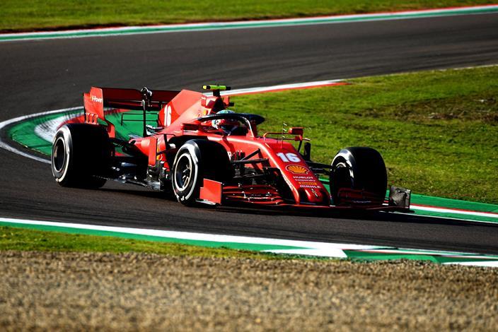 Sábado en Emilia Romaña – Ferrari deposita sus esperanzas en Leclerc