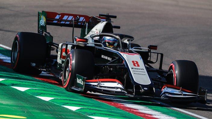 Sábado en Emilia Romaña – Haas: Nuevo circuito, misma decepción