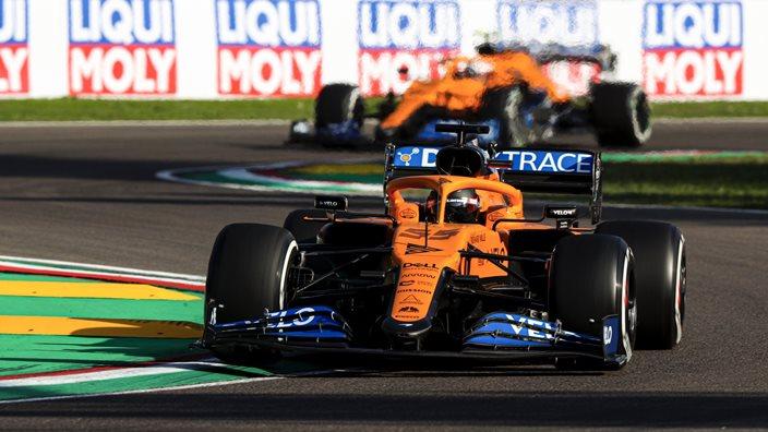 Sábado en Emilia Romaña – McLaren finaliza la clasificación con las últimas dos plazas de Q3