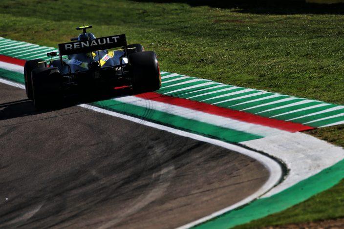Sábado en Emilia Romaña - Renault: Ricciardo impresiona de nuevo y Ocon se queda atrás