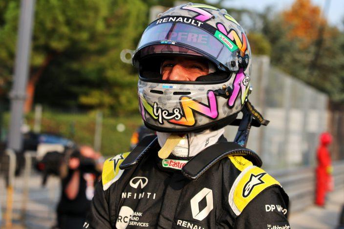 Sábado en Emilia Romaña – Renault: Ricciardo impresiona de nuevo y Ocon se queda atrás