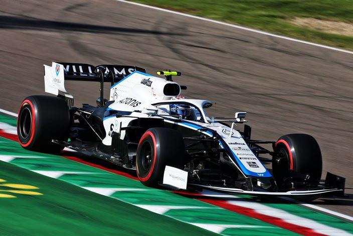 Sábado en Emilia Romaña – Williams: entrar a la Q2 ya es costumbre