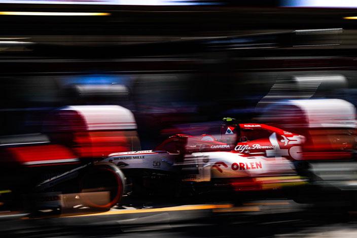 Sábado en Portugal – Alfa Romeo: el viento cambió todo
