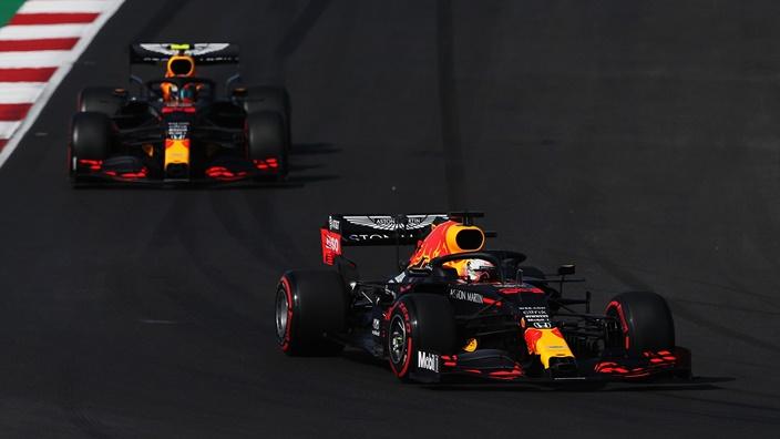 Sábado en Portugal – Red Bull: Verstappen saldrá tercero a menos de tres décimas de los Mercedes; Albon saldrá sexto