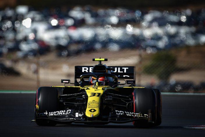 Sábado en Portugal - Renault: Ricciardo saldrá décimo sin luchar en la Q3, fuera de la que se quedó Ocon