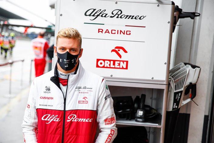 Viernes en Eifel – Alfa Romeo: la ilusión de Mick Schumacher tendrá que esperar