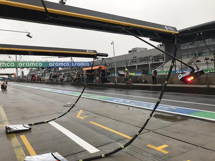 Viernes en Eifel – Renault buscará rodar con intensidad mañana para trabajar en la puesta a punto