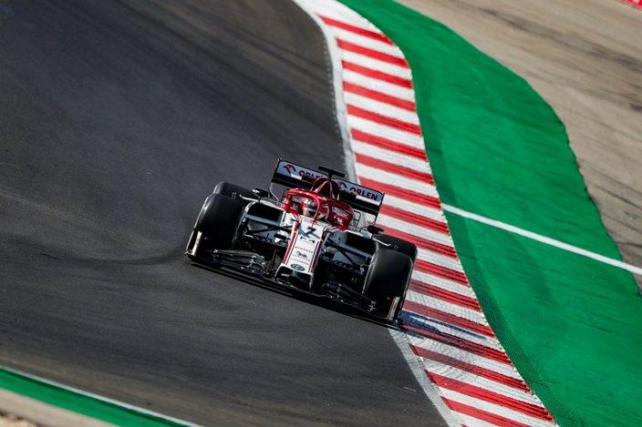 Viernes en Portugal – Alfa Romeo: en búsqueda del ritmo